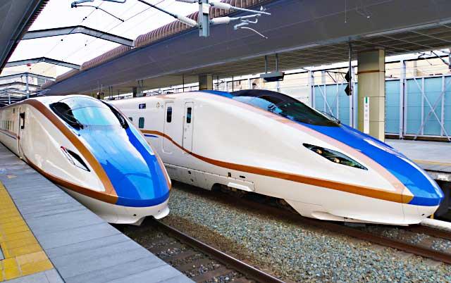 北陸新幹線軽井沢駅